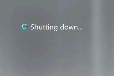 Windows Server 2011 R2 frozen Shutting down..