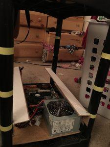 Motherboard Rack 1